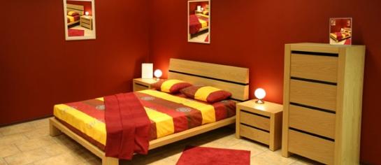 Tip feng shui rosa y rojo en el dormitorio mas color for Colores dormitorio matrimonio feng shui