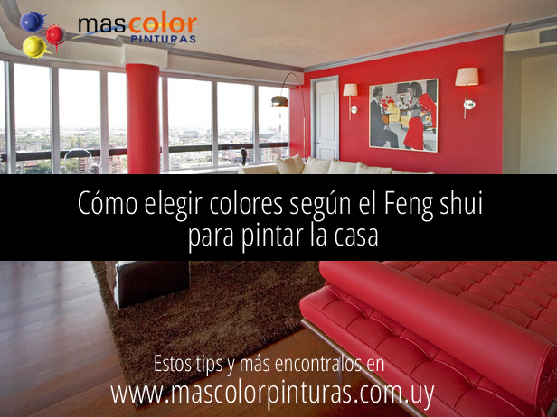 C mo elegir los colores seg n feng shui para pintar la for Como limpiar casa segun feng shui