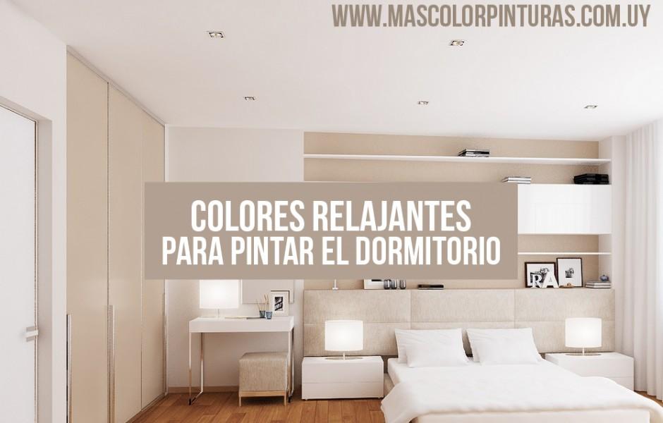 Colores de pintura relajantes para pintar el dormitorio - Pintar pared dormitorio ...