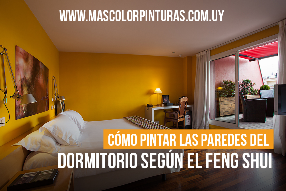 Pintar paredes dormitorio best pintar paredes dormitorio for Feng shui cortinas dormitorio