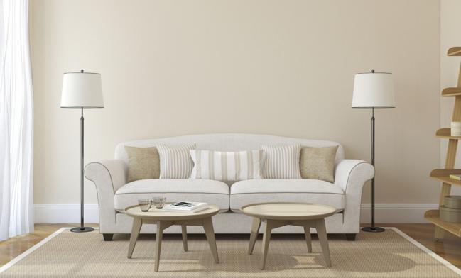Colores de verano para renovar tu hogar mas color - Color arena pared ...