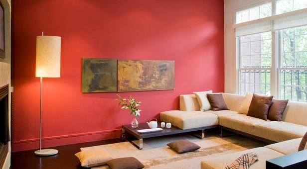 Elegir la pintura para interiores mas color pinturas - Diseno de pintura para interiores ...