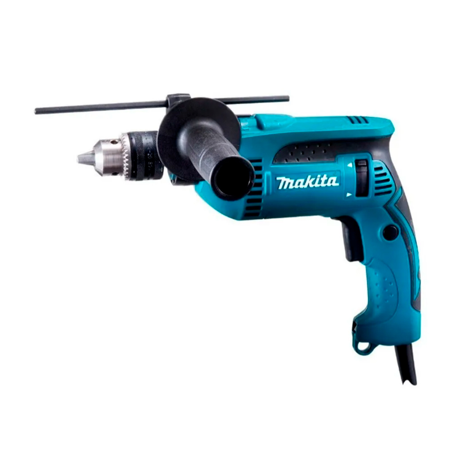 Taladro Percutor 760 W 13mm Makita